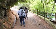 ფეხით სიარული, სეირნობა