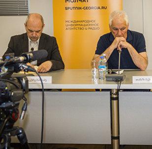 მრგვალი მაგიდა ქართულ-რუსული ურთიერთობების პერსპექტივები