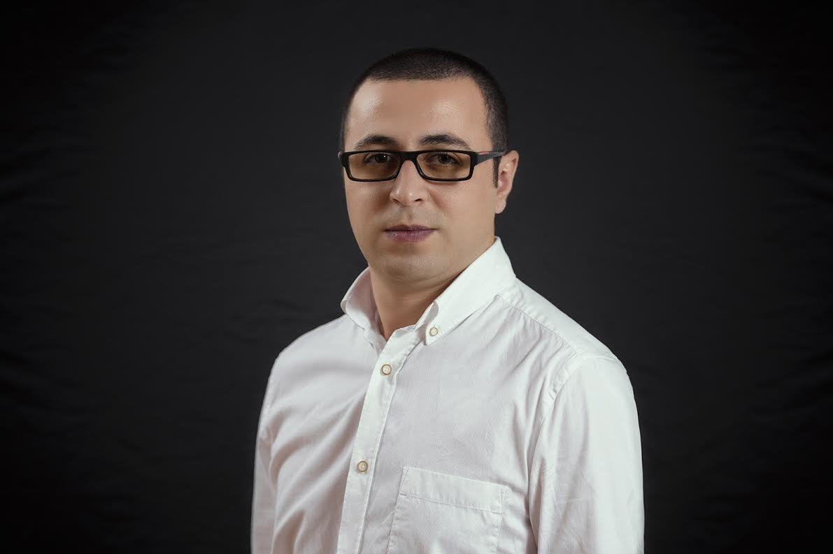 Фотограф Ива Джанезашвили