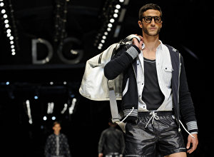 Dolce&Gabbana-ს ჩვენება