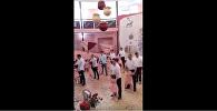 ვიდეოკლუბი: მამებისა და ქალიშვილების ცეკვა გლდანის საბავშვო ბაღში