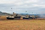 Широкомасштабные военные учения в Азербайджане
