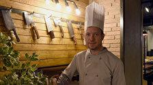 Шеф-повар ресторана Hans&Franz Павел Куртеев