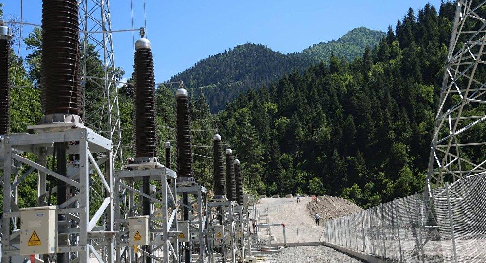 ВГрузии окончено строительство крупнейшей за50 лет ГЭС