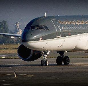 Royal Wings-ის თვითმფრინავი