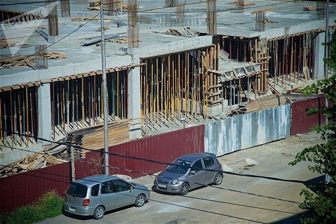 Строительство в столице Грузии