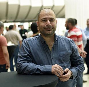 Региональный представитель Лаборатории Касперского в Армении и Грузии Армен Карапетян