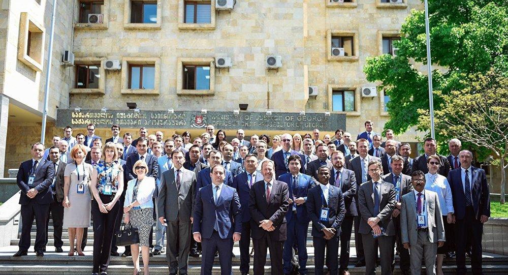 პროკურორების საერთაშორისო ასოციაციის რეგიონული კონფერენცია