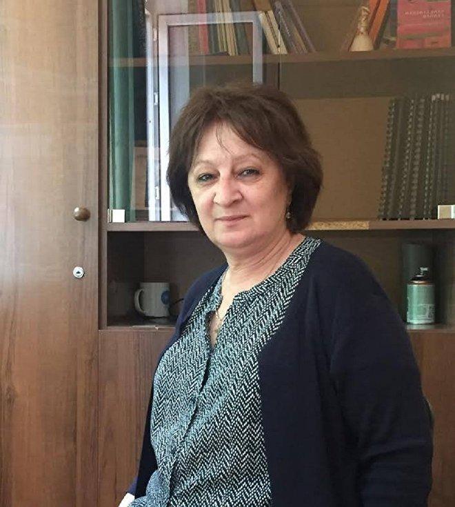 ლალი სურმანიძე - ფსიქოლოგიის დოქტორი, ფილოსოფიურ მეცნიერებატა დოქტორი, პროფესორი