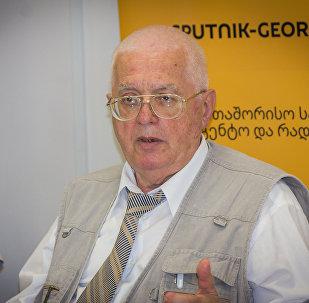 Эколог, профессор Марат Цицкишвили
