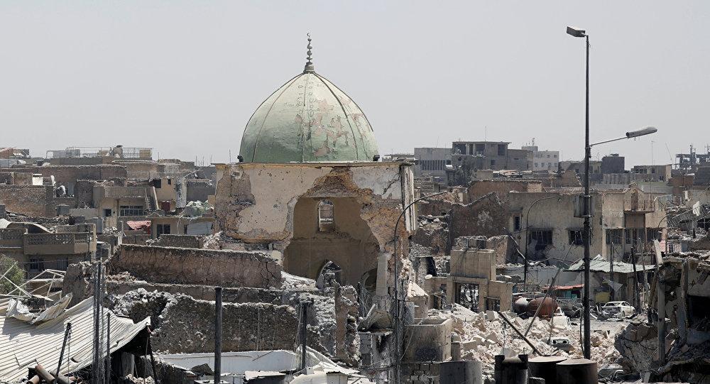 Войска Ирака взяли под контроль символичную дляИГ мечеть вМосуле