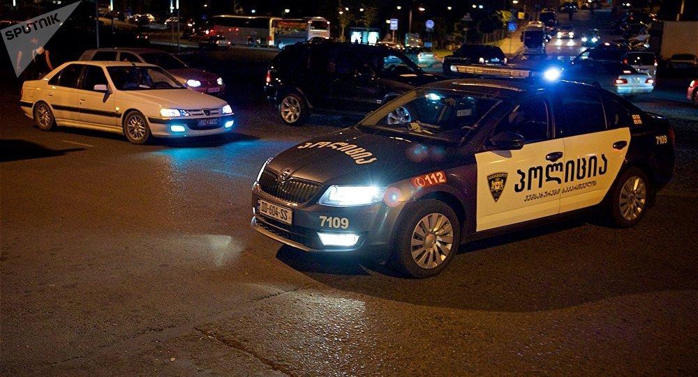 საპატრულო პოლიცია თბილისში