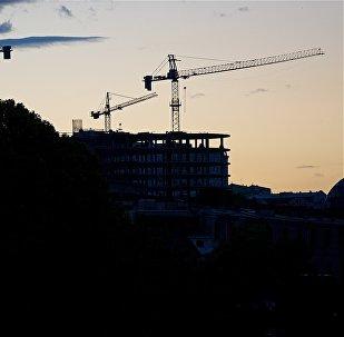ახალი ობიექტების მშენებლობა თბილისში