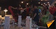 Диего Марадона зажег с цыганами в Москве