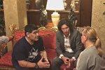 Диего Марадона: Кто сильный, тот и победит