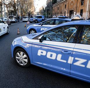 Полиция Италии. Архивное фото
