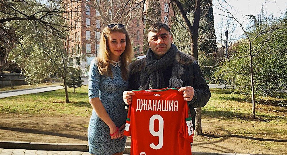 Легенда «Локомотива» Заза Джанашия стал собственником футбольного клуба