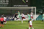 Сборная Грузии по футболу U19 против сборной Португалии