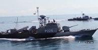 Учения ВМФ Ирана