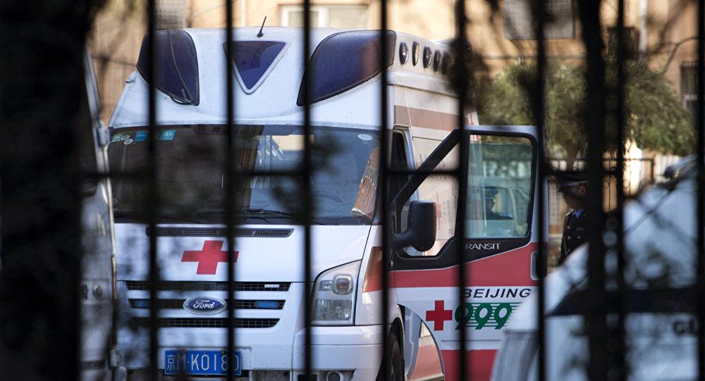 При взрыве нагазопроводе в КНР погибли 5 человек