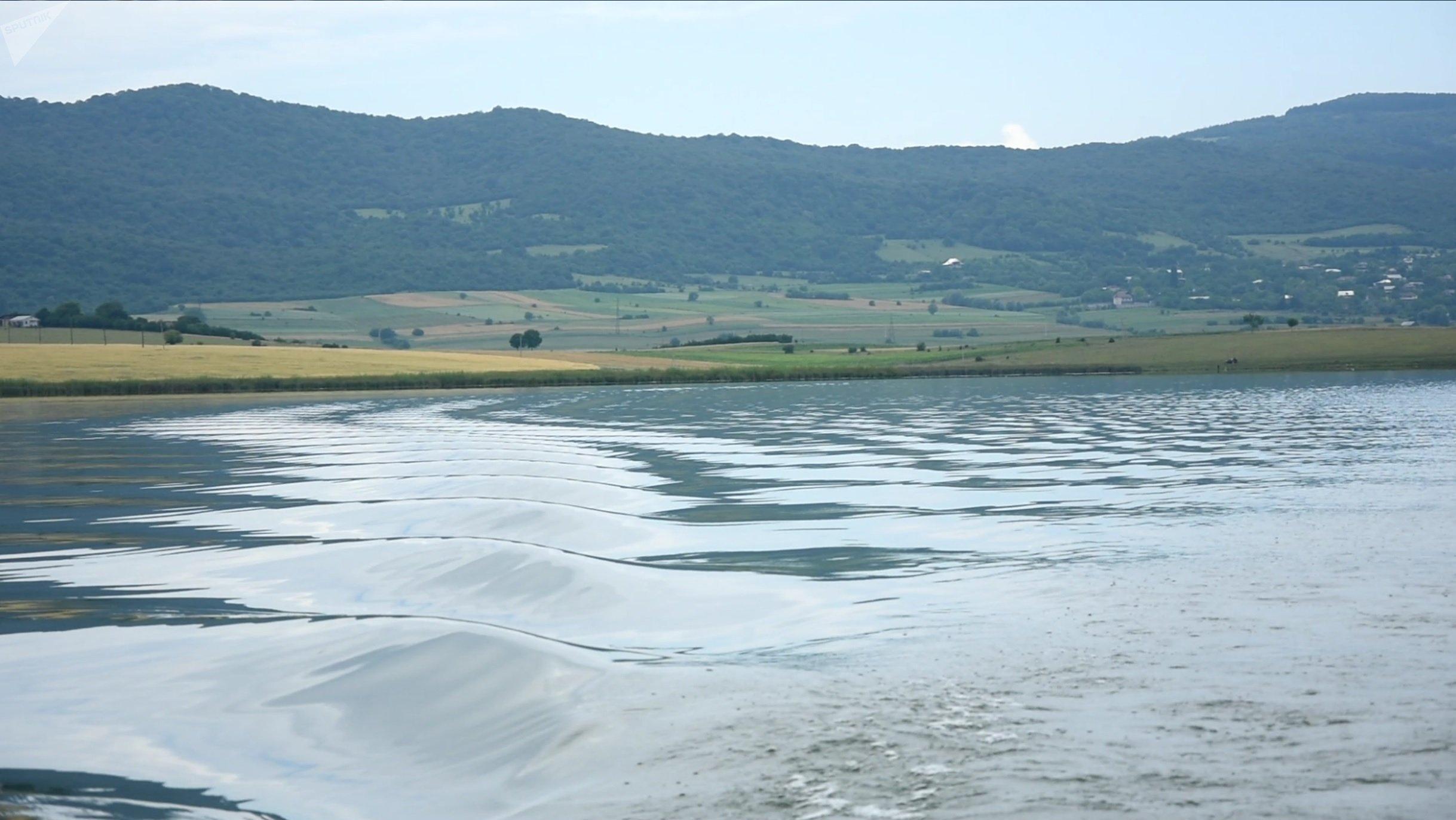 Озеро Базалети