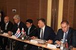 Грузино-казахстанский бизнес-форум в Батуми