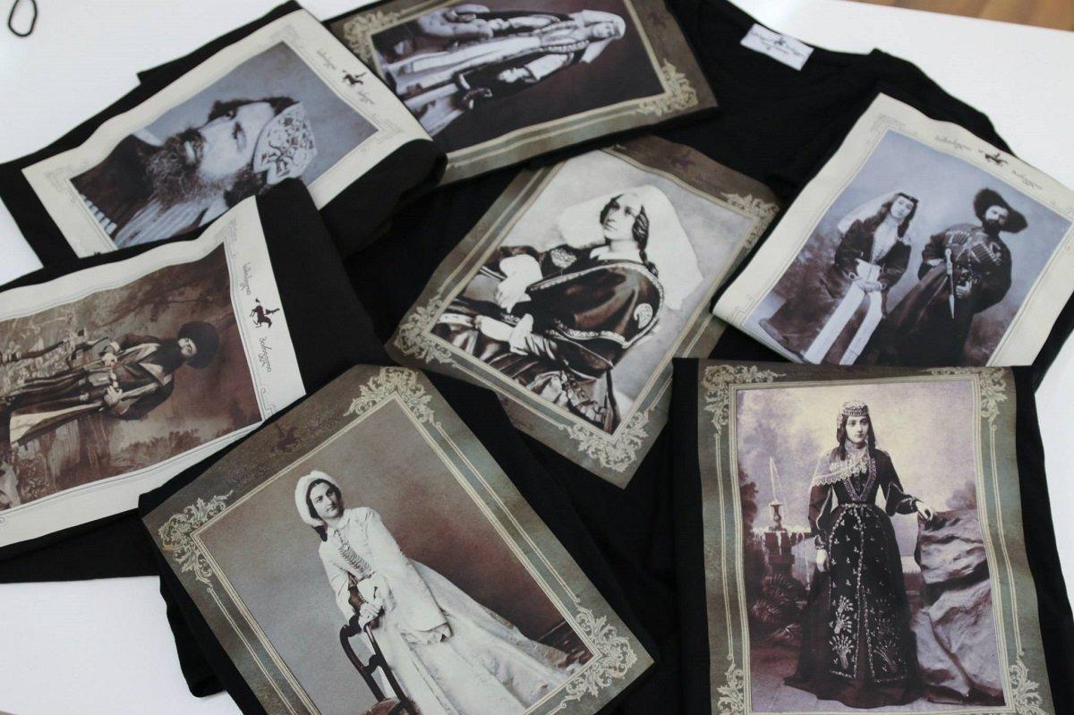 Фотографии грузинских традиционных костюмов
