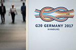 LIVE: Как в Гамбурге проходят акции протеста в преддверии саммита G20