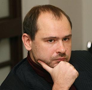 Главный редактор издания «Взгляд.ру» Алексей Шаравский
