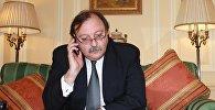 Экс-министр иностранных дел Грузии Григол Вашадзе