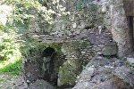 Остатки древнего города в Телави