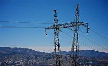 Высоковольная линия электропередач