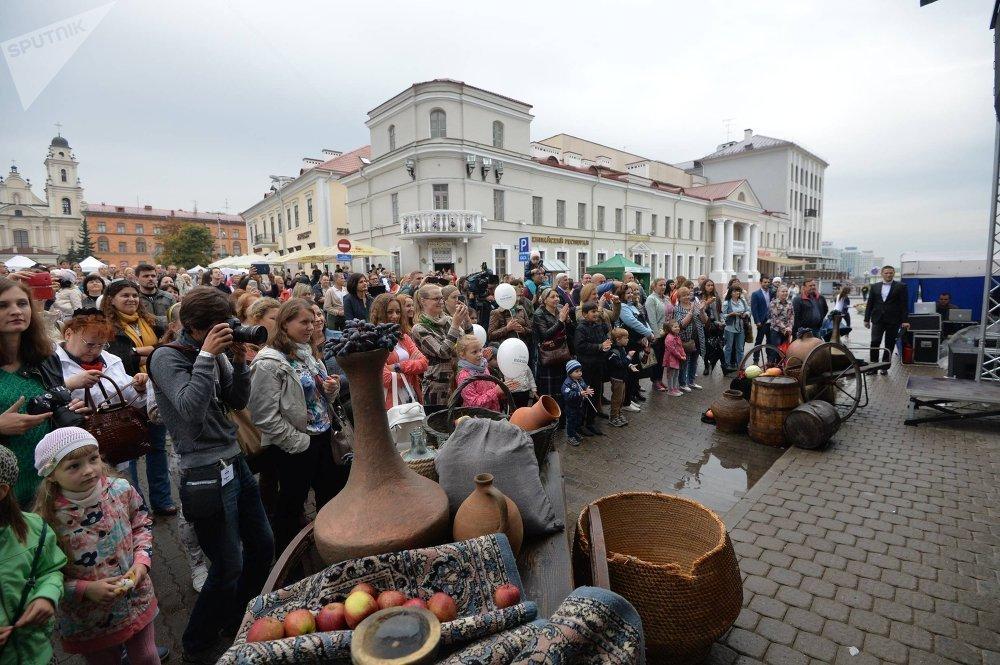Тбилисоба в Минске