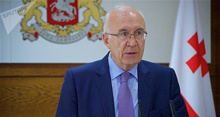 Спецпредставитель премьер-министра Грузии Зураб Абашидзе