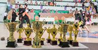 Конкурс бальных танцев в Аджарии