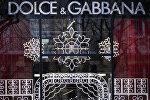 Магазин Dolce & Gabbana в Париже