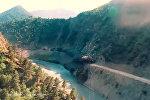 Новый путь из России в Грузию: как строят Аваро-Кахетинскую дорогу