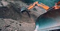 Строительство Аваро-Кахетинской дороги в Дагестане