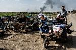 Эта фотография итальянского фотографа Алессандро Рота сделана в Мосуле, Ирак