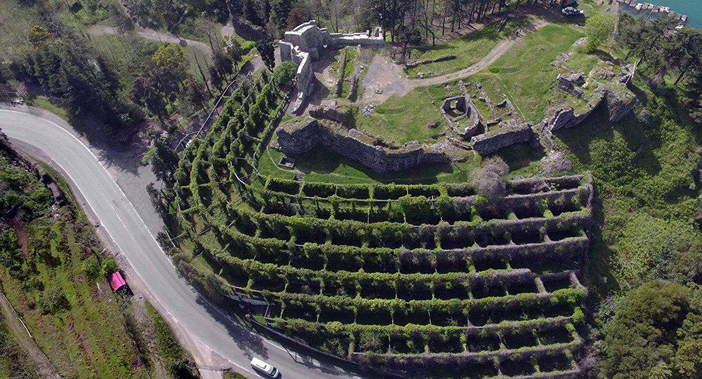 Крепость Петра в Цихисдзири