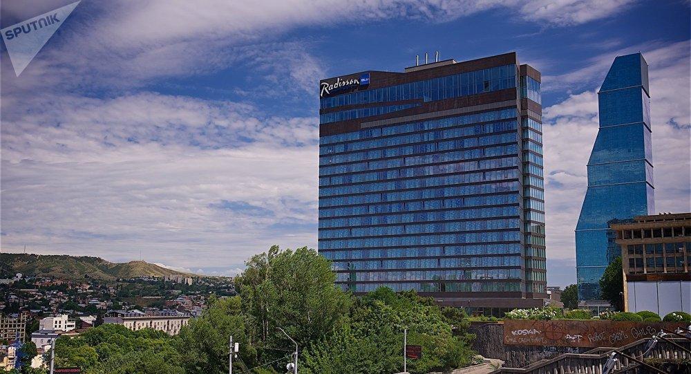 სასტუმრო Radisson თბილისში