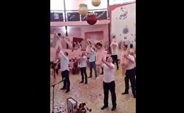 Танец отцов с дочками