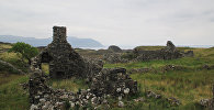 Остров Алва в Шотландии