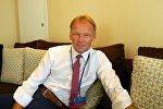 Вице-президент Европейского инвестиционного банка (EIB) Вазил Худак