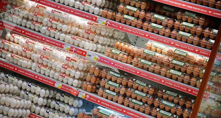 Ядовитые голландские яйца появились вмагазинах Великобритании  иФранции