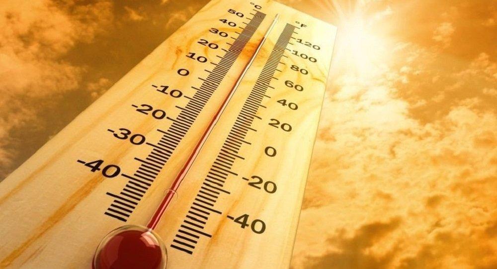 8-9 აგვისტოს იმერეთის რეგიონში  ჰაერის ტემპერატურა 40 გრადუსს გადააჭარბებს