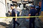 Последствия пожара на Дезертирском рынке: кадры с места ЧП