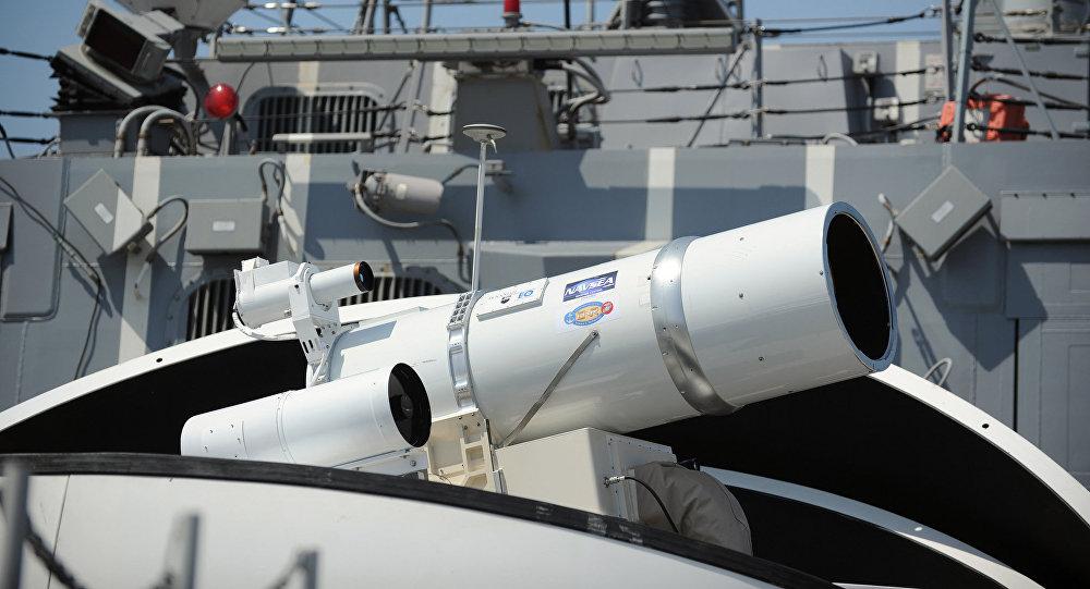 Система лазерного оружия