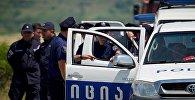 Полиция в Горийском районе, регион Шида Картли