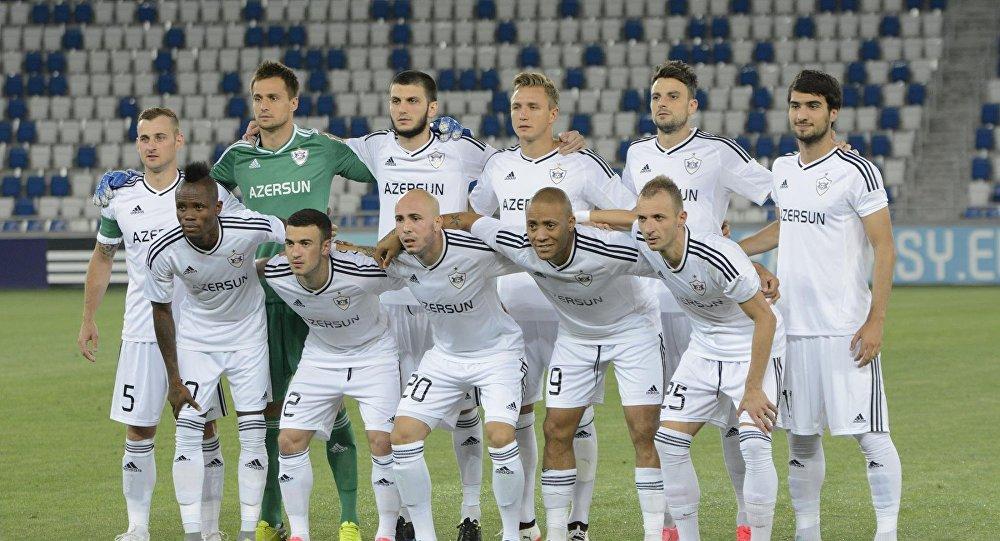 «Карабах» обыграл «Самтредиа» вквалификации Лиги Чемпионов